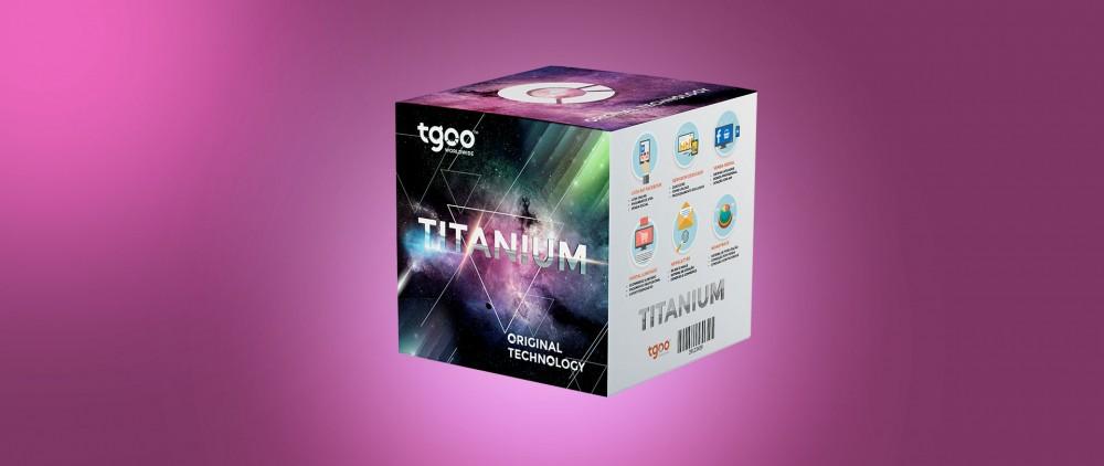 Titanium é a união das tecnologias mais avançadas em automação