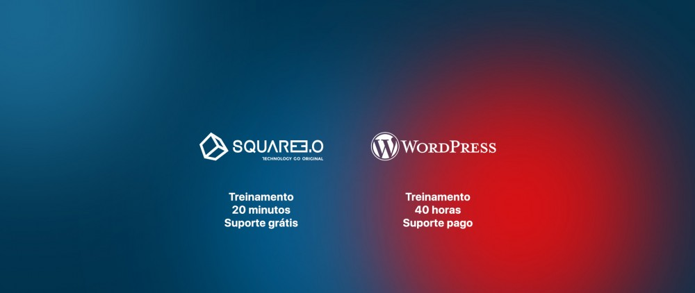SQUARE 3.0 versus Wordpress, entenda a diferença!